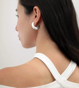 Ewaste Fashion - Ewaste Earring