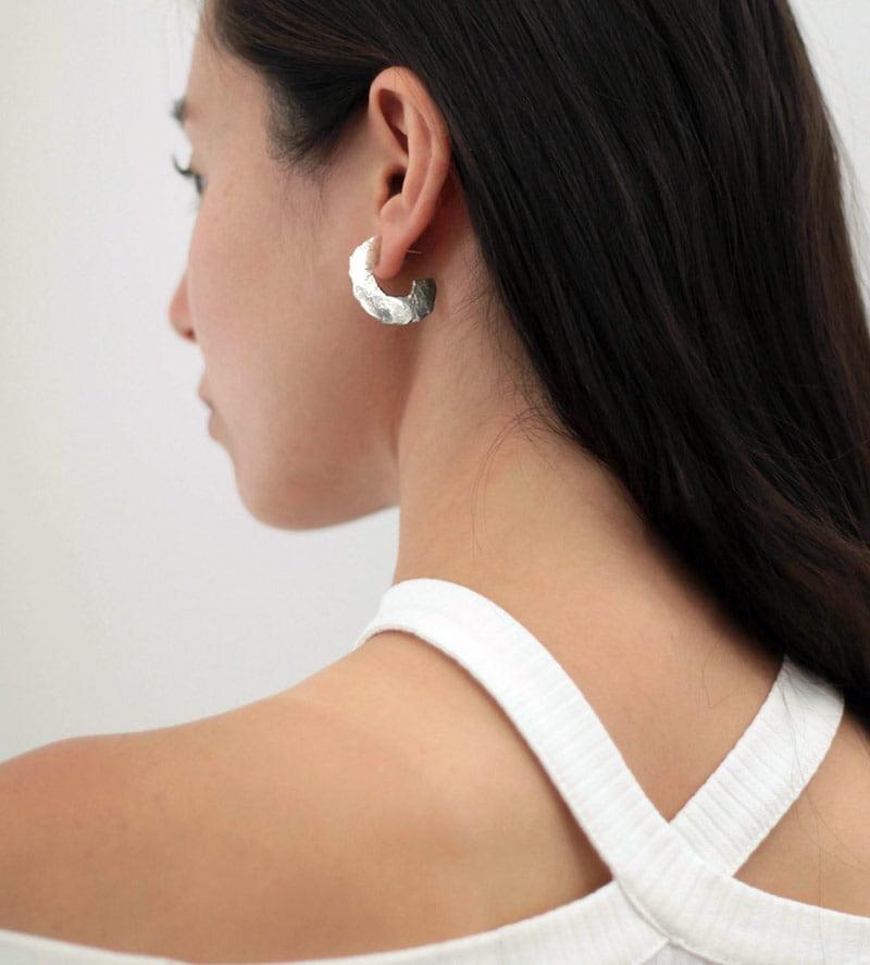 Ewaste Fashion - Ewaste Earring