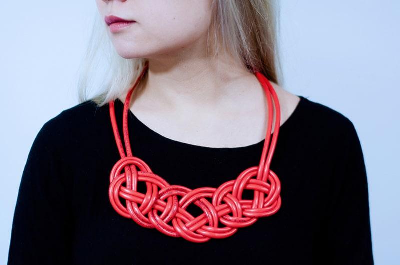 Ewaste Fashion - Ewaste Necklace