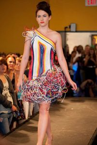 Ewaste Fashion - Dress