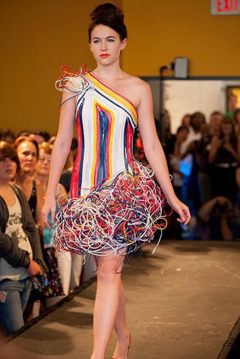 Ewaste Fashion - Dress