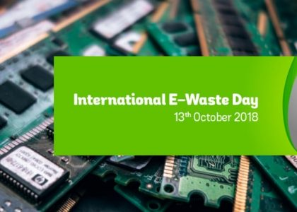 Inaugural International E-Waste Day Sets Bar For Future Events