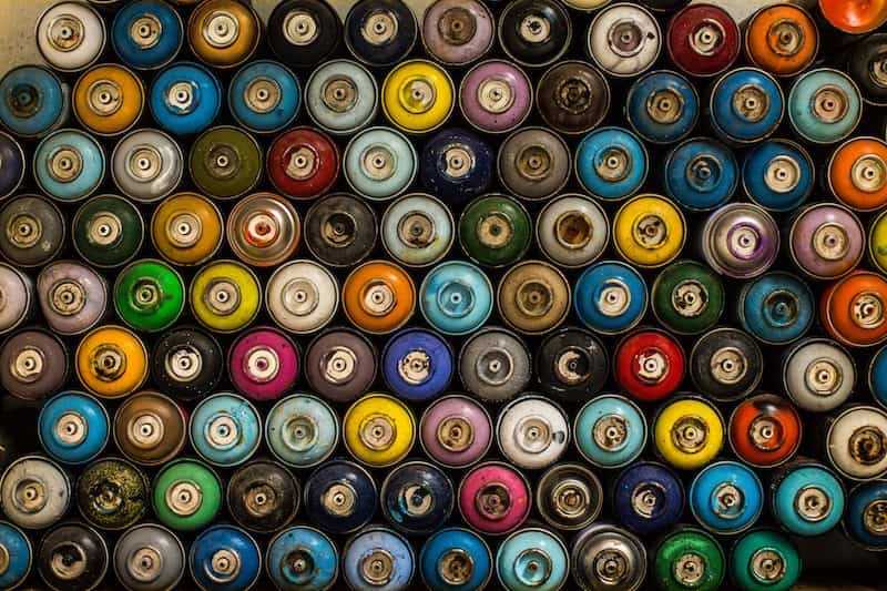 11 Super Simple Household Recycling Options - Aerosol Cans